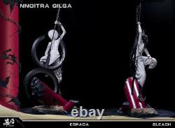 Bleach Nnoitra Gilga Statue Resin Figure Model Kit Gk Mh Studio 1/8 Nouveau