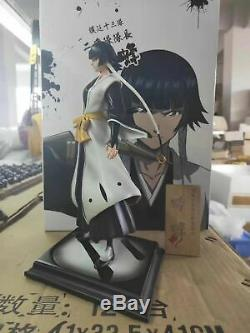 Bleach Soi Fon Echelle 1/8 Résine Modèle Statue Capitaine Sérieux Anime Figure Haute-q