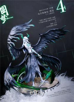 Bleach Ulquiorra Cifer Résine Figure Modèle Peint Adgk Anime Statue Précommandez Gk