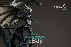Bleach Ulquiorra Cifer Statue Modèle Resine Figure Blackwing Studio 1/6 Gk
