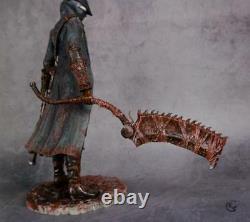 Chasseur À Transmission Sanguine 1/6 Résine Gk Action Figure Statue Finie Modèle Limité