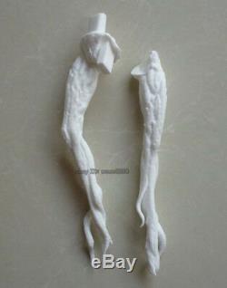 Chevalier Unpainted 32cm / 13 '' Figure Résine Modèle De Sidonia Grand Garage Kit Haut-q