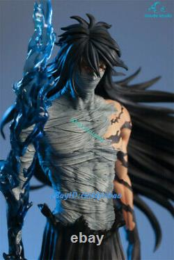 Clouds Studio Bleach Kurosaki Ichigo Resin Figure Model Painted Statue Pré-commande