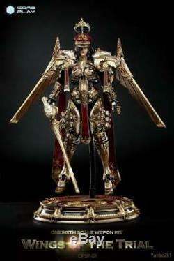 Coreplay 1/6 Ailes Échelle Du Procès Cpsp-01 Kit D'action Figure Modèle Statue