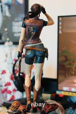 DM Studio Résident Evil Claire Redfield 1/4 Refonte Modèle Résine Figure Statue