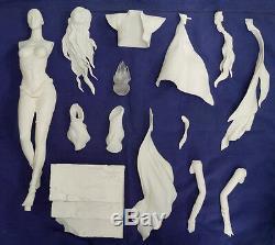 Dead Moon Fantaisie Galerie Luis Royo 1/4 Unpainted Figure Modèle Résine Kit
