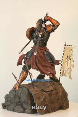 Deathstroke Samurai Series 1/4 Scale Painted Statue Model In Stock Resin Figure