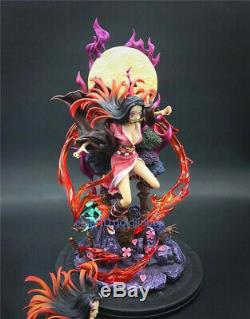 Démon Slayer Kamado Nezuko Résine Modèle Big Gecko Studio Painted Figure En Stock