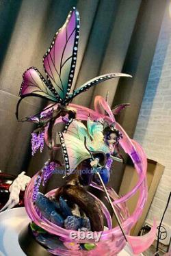 Demon Slayer Kochou Shinobu Résine Figure Modèle Peint Statue Pré-commande Réplique