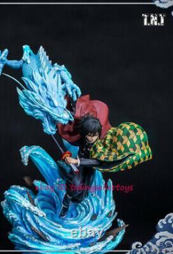 Demon Slayer Tomioka Giyuu 1/6 Resin Figure Model Painted Statue Tnt Studio Nouveau