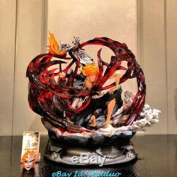 Dernière Sommeil Bleach Ichigo Kurosaki Résine Figure Gk Statue Modèle Collection Kits
