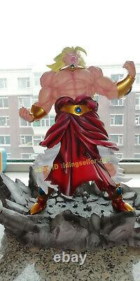 Dragon Ball 1/6 Broni Broly Broly Roar Figure Résine Modèle Statue En Stock