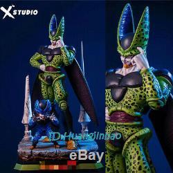 Dragon Ball Cellule 1/3 Peinte Statue Modèle En Résine Figure X En Stock Studio