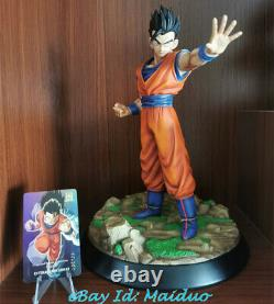Dragon Ball Fc Son Gohan Statue Gk Resin Modèle Gk Classe De Figure Nouveau