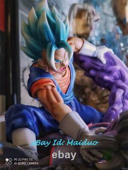 Dragon Ball Fc Vegetto Vs Zamasu Statue Gk Resin Model Figure Class Original New