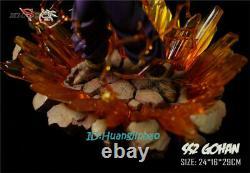 Dragon Ball Son Gohan Figure Model Painted Statue 2019new Run In Stock Dbz Hot
