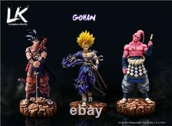 Dragon Ball Son Gohan Statue Lk Studio Figure Resin Model Gk 30cm Prévente