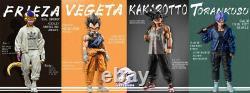 Dragon Ball Son Goku Statue Dp9 Studio Figure Resin Model Gk 1/6 Nouveau