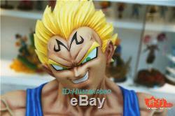 Dragon Ball Vegeta Buste Modèle 1/4 Statue Resine Echelle Figure Pré-commande Gk