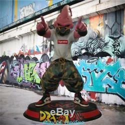 Dragon Ball Z Fashion Buu Statue Figurine Résine Modèle Gk Air Man Artbox Prévente