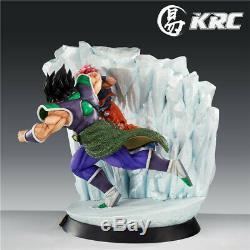 Dragon Ball Z Sangoku Vs Broli Statue Figure Résine Modèle Gk Krc Studios Prévente
