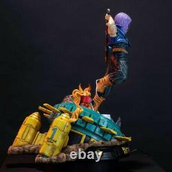 Dragon Ball Z Trunks Statue Resin Model Figure Kd Studio Nouveau 1/4