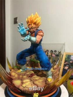 Dragon Ball Z Vegetto Figure Résine Modèle Painted Statue En Stock Collection New
