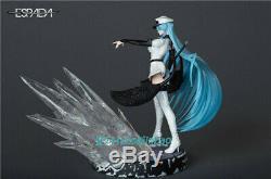 Espada Akame Ga Kill! Esdeath Statue Modèle Painted Figure Pré-commande 1/6 Échelle Gk