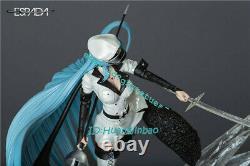 Espada Akame Ga Kill! Esdeath Statue Painted Model Figure Pré-commande 1/6 Scale Gk