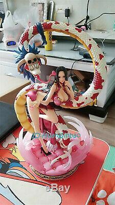 F3 Studio Boa Hancock Figure Résine Modèle 1/6 Échelle One Piece Gk Statue En Stock