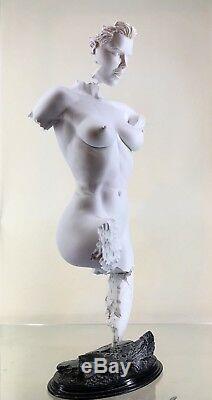 Femme Érotique Imaginaire Torse Athena Échelle 1/4 Jaydee Modèles Sculpture Dewar
