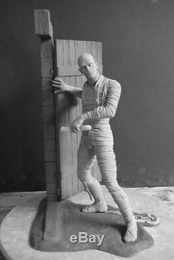 Figure Rare Maman Sculptée Par J, Kit De Modèle En Résine Yagher