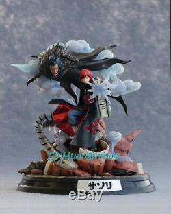 Foc Akatsuki Sasori Peinte Naruto Résine Statue Modèle Echelle 1/8 32cm / 12'