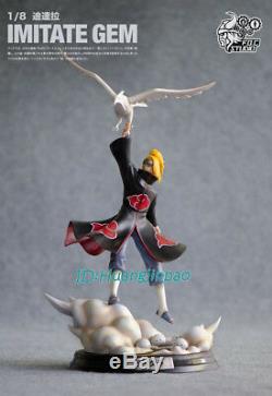 Foc Originale Naruto Deidara Figure 1/8 Peinte Résine Modèle Statue Akatsuk