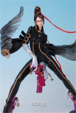 Game Bayonetta 1/4 Scale Umbra Witch Gk Action Figure Modèle Nouvelle Statue En Stock