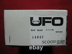 Gay Ellis Ufo Resin Figure Garage Model Kit Gerry Anderson Japon 1990 Shado Rare