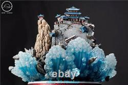 Gene Studio Edward Newgate Resin Figure Modèle Gk One Piece Collectibles Original