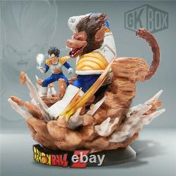 Gkbox Vegeta Statue Painted Gk Model Figure Dragon Ball Anime Pré-commande