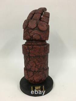 Hellboy Main Droite De Doom 1/1 Lifesize Figurine Statue Prop Modèle Jouet Collectible