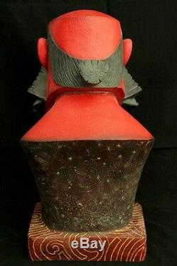 Hellboy Red Monkey 1/1 Bust Originale Figure Résine Modèle Unpainted Kit