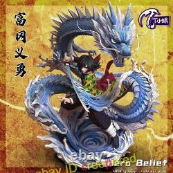 Hero Belief Tomioka Giyuu Demon Slayer 1/6 Résine Figure Modèle Statue Ex 15''h