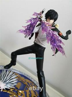 Hitman Reborn Hibari Kyoya Figure Résine Modèle Painted Échelle 26cmh En 1/7 Stock