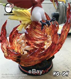 Ho-oh Statue Modèle Résine Gk Figure Collections Pokémon Egg Studio Prévente