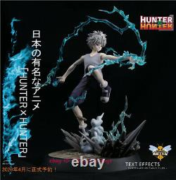 Hunter X Hunter Killua Zoldyck Resin Model 1/6 Painted Figure Huang Studio Nouveau
