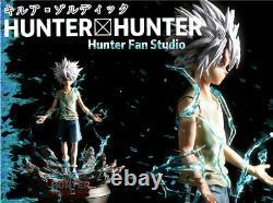 Hunter X Hunter Killua Zoldyck Résine Modèle 1/6 Échelle Peint Figure En Stock