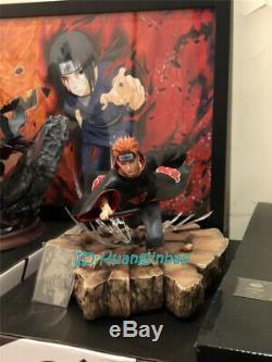IM Studio Naruto Douleur Résine Figure Tend Deva Chemin Modèle Statue En Stock 18cmh