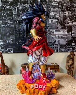Impeccable Super Saiyan 4 Broly Db Haute Résine Modèle Figure Statue Dragon Ball Z