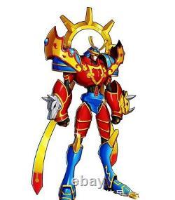 Impression 3d Digimon Aventure Susanoomon Résine Figurine Jouets Peint Modèle Personnalisé