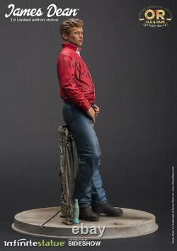 Infinite Statue James Dean 1/6 Male Figure Statue Model Toys 905614 En Stock