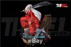Inuyasha Figure Résine Modèle Painted T1 Studio 1/6 Échelle Anime Statue Pré-commande